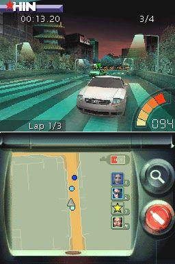 Juiced 2: Hot Import Nights (DS)  Archiv - Screenshots - Bild 3