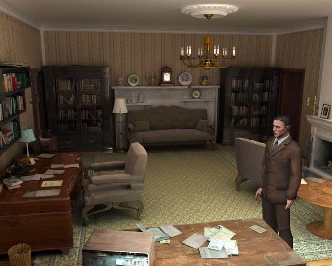 A Stroke of Fate  - Screenshots - Bild 2