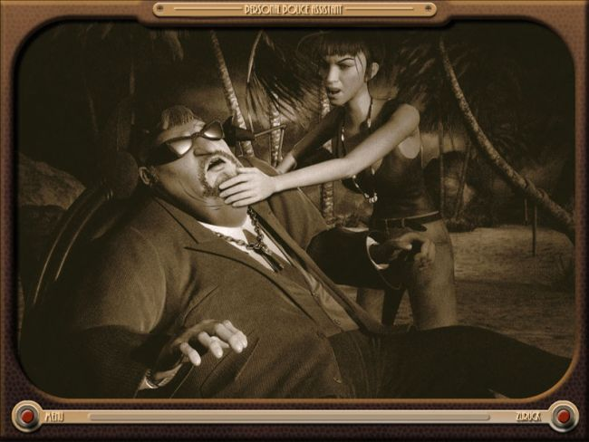 Sinking Island: Mord im Paradies  Archiv - Screenshots - Bild 2