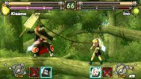 Naruto: Ultimate Ninja Heroes (PSP)  Archiv - Screenshots - Bild 2