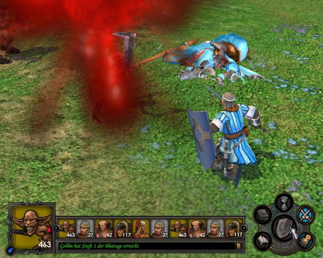 Heroes of Might & Magic 5: Tribes of the East  Archiv - Screenshots - Bild 9