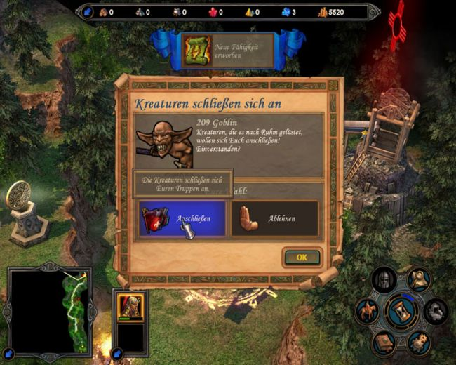 Heroes of Might & Magic 5: Tribes of the East  Archiv - Screenshots - Bild 6
