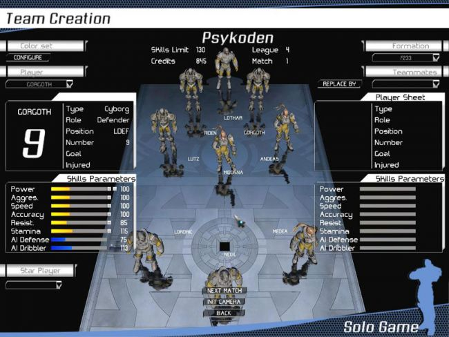 Speedball 2: Tournament  Archiv - Screenshots - Bild 5