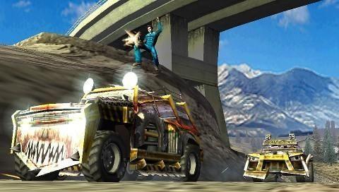 Pursuit Force: Extreme Justice (PSP)  Archiv - Screenshots - Bild 3