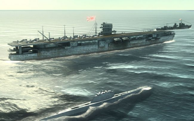 Silent Hunter 4: Wolves of the Pacific: U-Boat Missions Archiv - Screenshots - Bild 6