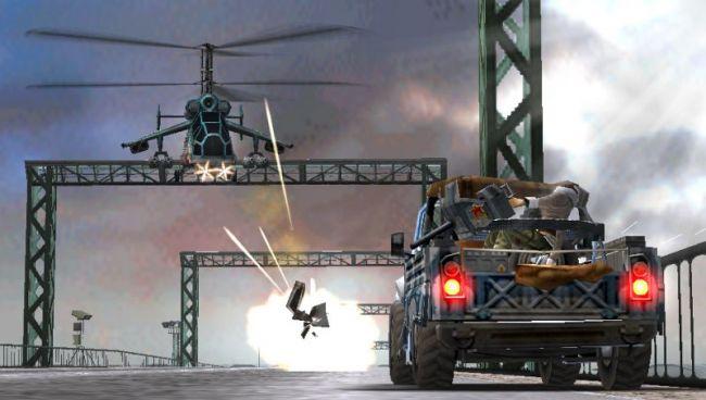 Pursuit Force: Extreme Justice (PSP)  Archiv - Screenshots - Bild 8