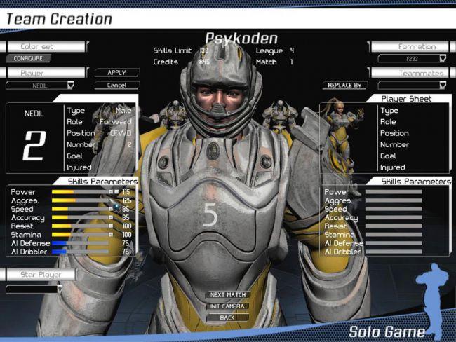 Speedball 2: Tournament  Archiv - Screenshots - Bild 3