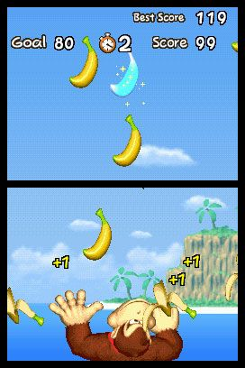 Donkey Kong: Jungle Climber (DS)  Archiv - Screenshots - Bild 4