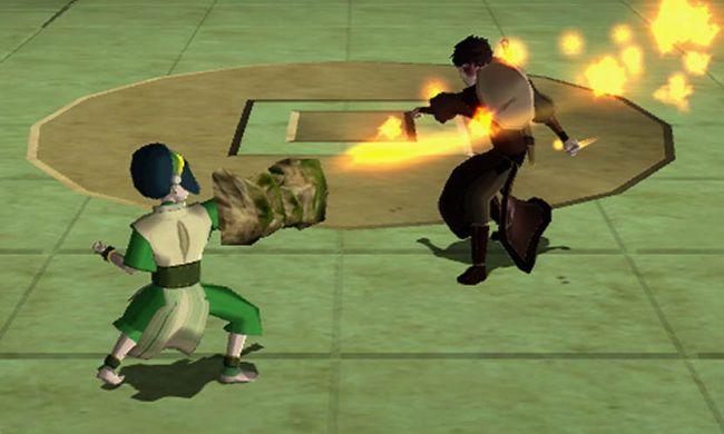 Avatar - Der Herr der Elemente: Die Erde brennt  Archiv - Screenshots - Bild 3