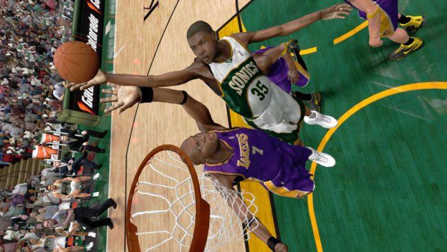 NBA 2K8  Archiv - Screenshots - Bild 8
