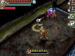 Dungeon Explorer: Warriors of Ancient Arts - Screenshots - Bild 2