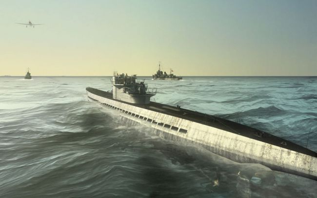 Silent Hunter 4: Wolves of the Pacific: U-Boat Missions Archiv - Screenshots - Bild 9