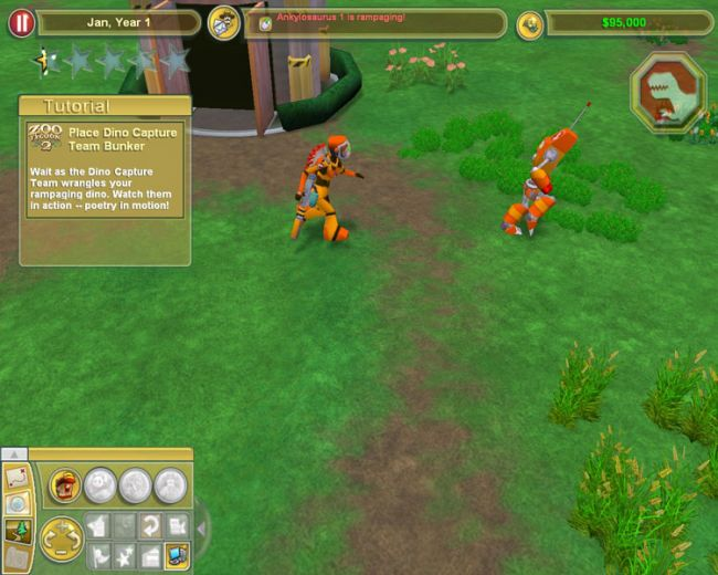 Zoo Tycoon 2: Extinct Animals  Archiv - Screenshots - Bild 5