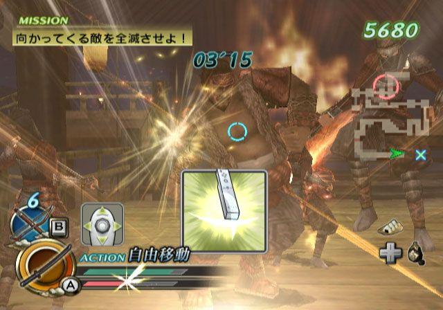 Samurai Warriors: Katana  - Screenshots - Bild 12