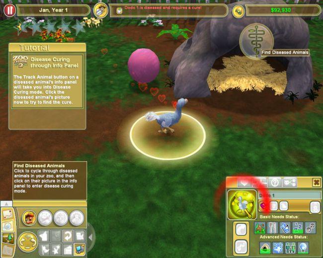 Zoo Tycoon 2: Extinct Animals  Archiv - Screenshots - Bild 4