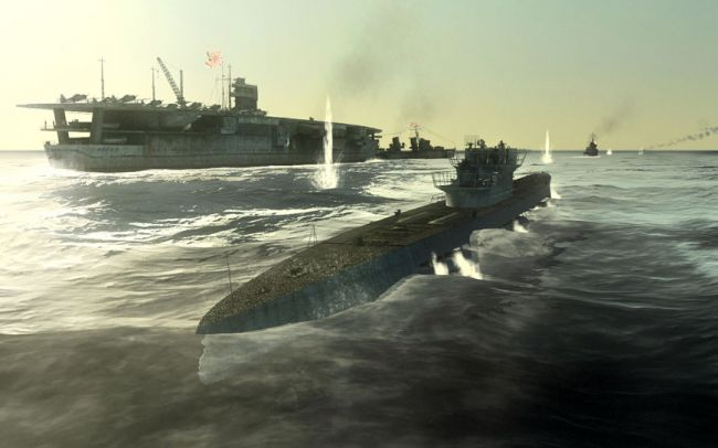 Silent Hunter 4: Wolves of the Pacific: U-Boat Missions Archiv - Screenshots - Bild 8