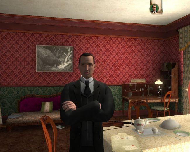 Sherlock Holmes jagt Arsène Lupin  Archiv - Screenshots - Bild 4