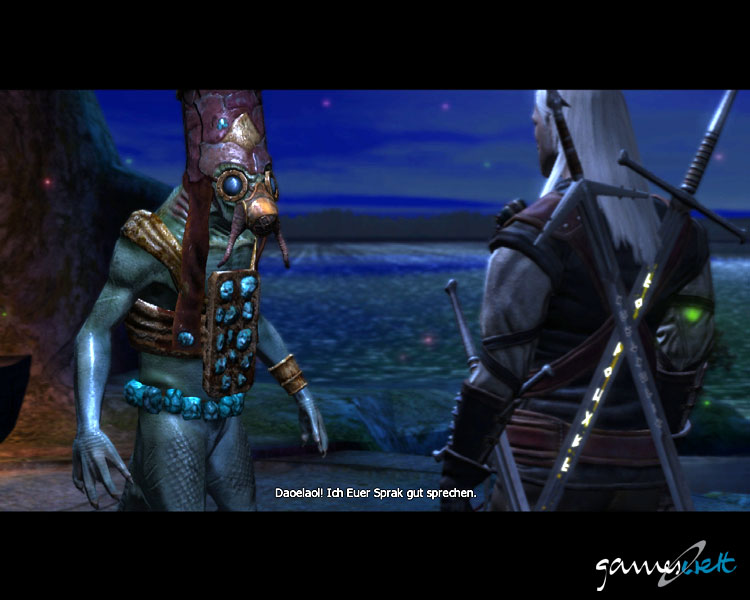 Witcher 3 die klinge des berengar