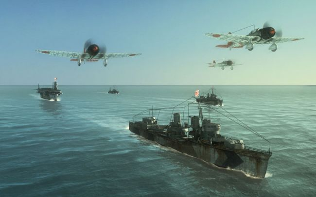 Silent Hunter 4: Wolves of the Pacific: U-Boat Missions Archiv - Screenshots - Bild 2