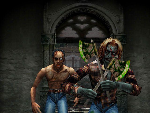 House of the Dead 2 & 3 Return - Screenshots - Bild 8