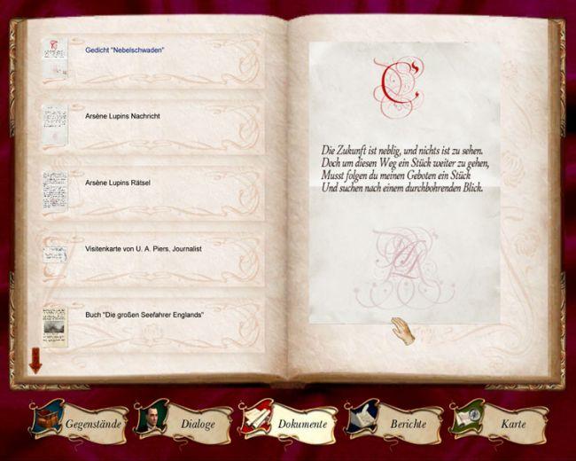 Sherlock Holmes jagt Arsène Lupin  Archiv - Screenshots - Bild 5