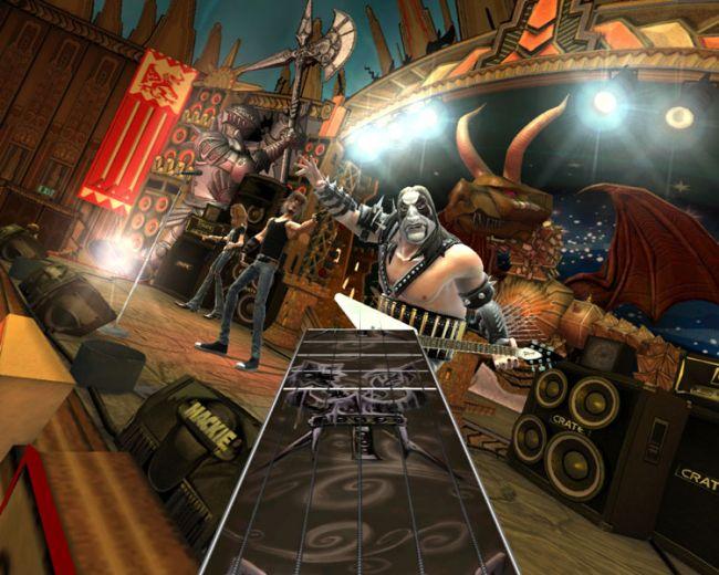 Guitar Hero 3: Legends of Rock  Archiv - Screenshots - Bild 9