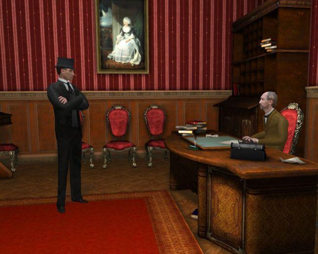 Sherlock Holmes jagt Arsène Lupin  Archiv - Screenshots - Bild 6