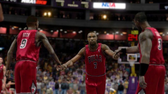 NBA 2K8  Archiv - Screenshots - Bild 4