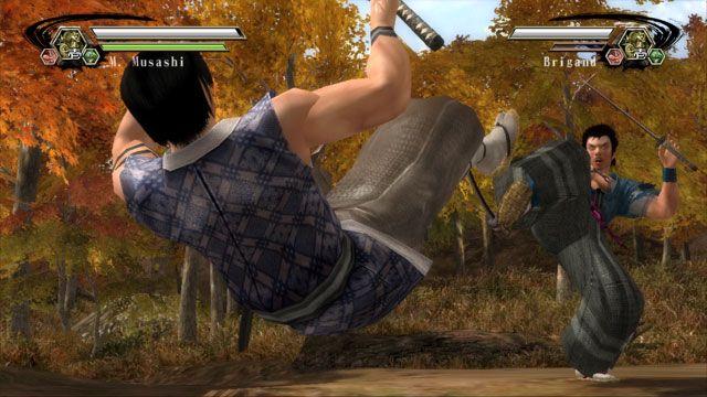 Kengo Zero  Archiv - Screenshots - Bild 3