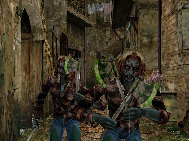 House of the Dead 2 & 3 Return - Screenshots - Bild 2