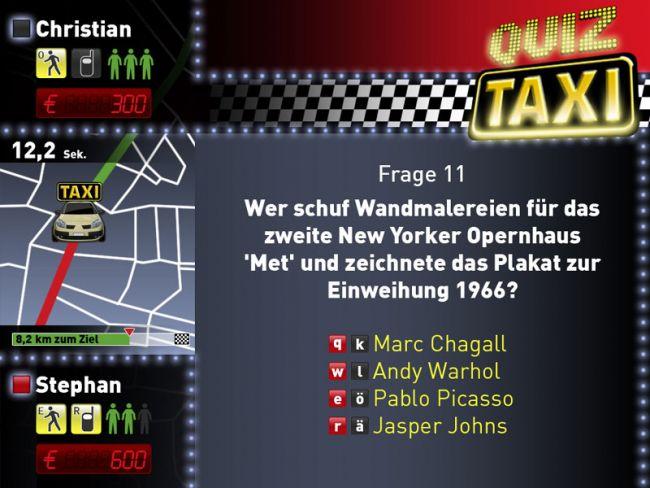 Quiz Taxi  Archiv - Screenshots - Bild 5