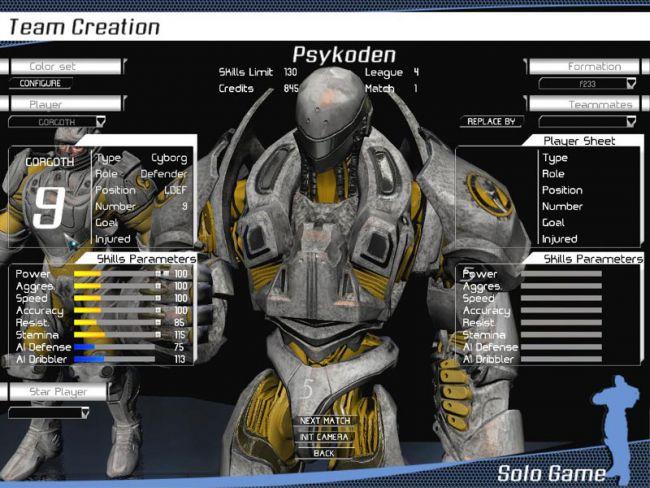Speedball 2: Tournament  Archiv - Screenshots - Bild 4