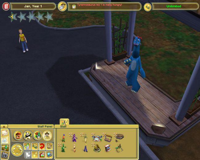 Zoo Tycoon 2: Extinct Animals  Archiv - Screenshots - Bild 9