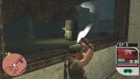 Syphon Filter: Combat Ops (PSP)  Archiv - Screenshots - Bild 2