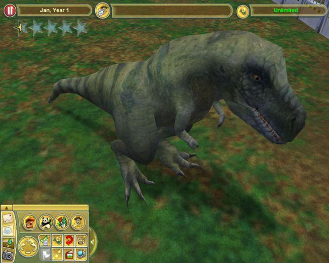 Zoo Tycoon 2: Extinct Animals  Archiv - Screenshots - Bild 6