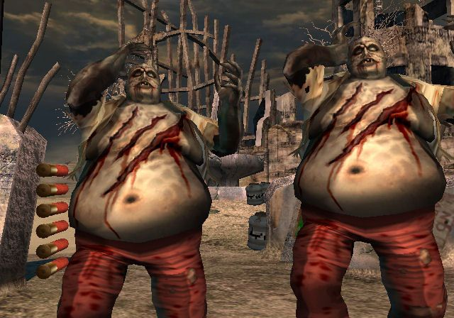 House of the Dead 2 & 3 Return - Screenshots - Bild 7