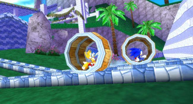 Sonic Rivals 2 (PSP)  Archiv - Screenshots - Bild 5