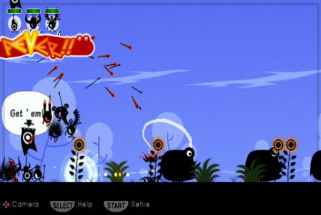 Patapon - Screenshots - Bild 7