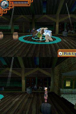 Golden Compass (DS)  Archiv - Screenshots - Bild 4