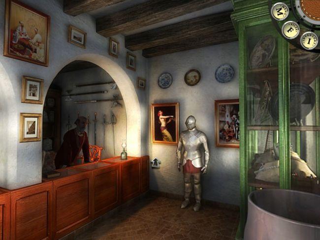 AGON: The Lost Sword of Toledo  - Screenshots - Bild 5