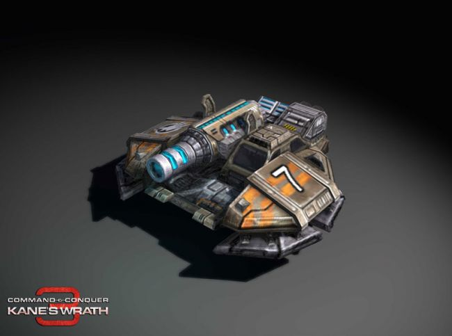 Command & Conquer 3: Kanes Rache - Artworks - Bild 5