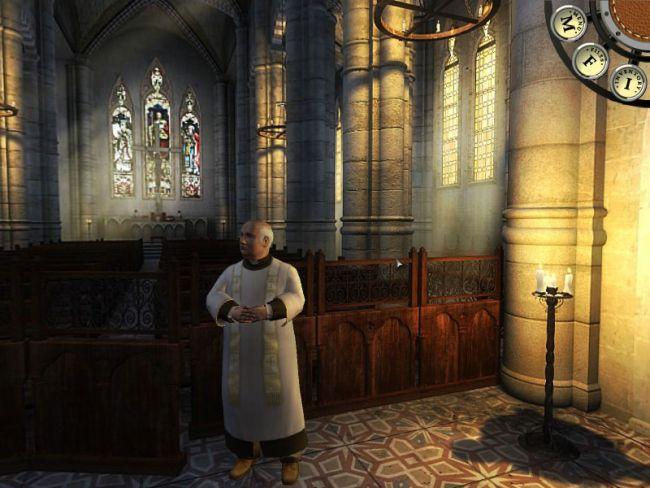 AGON: The Lost Sword of Toledo  - Screenshots - Bild 3