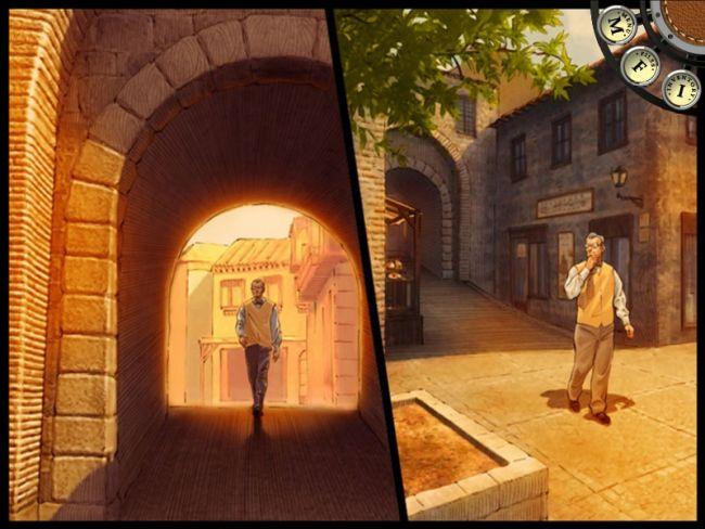 AGON: The Lost Sword of Toledo  - Screenshots - Bild 6