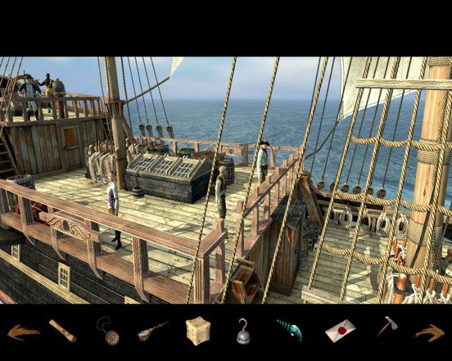 Treasure Island - Screenshots - Bild 12