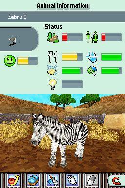 Zoo Tycoon DS 2 - Screenshots - Bild 8