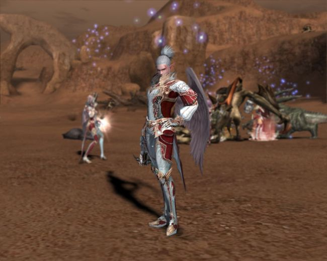 Lineage 2: The Chaotic Throne The Kamael - Screenshots - Bild 6