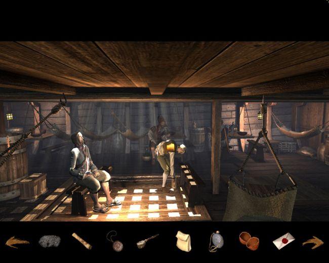 Treasure Island - Screenshots - Bild 16