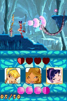 Winx Club: Mission Enchantix - Screenshots - Bild 2