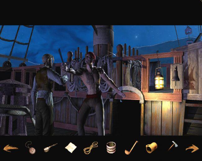 Treasure Island - Screenshots - Bild 17