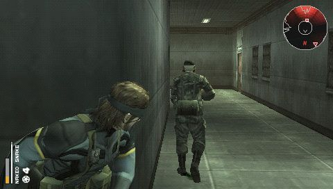 Metal Gear Solid: Portable Ops Plus - Screenshots - Bild 9